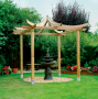 THE DRAGON PERGOLA